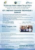 Pertama Kali di Bandung: Seminar ICT (16 April 2016)