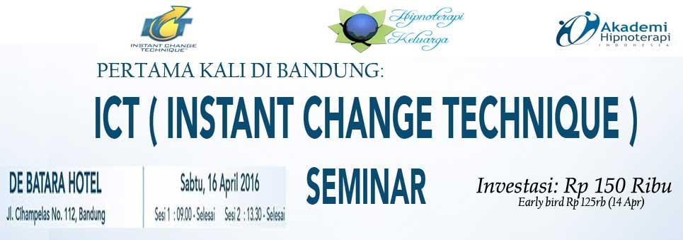 ICT Seminar Bandung