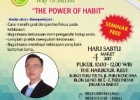 Free Seminar – The Power of Habit