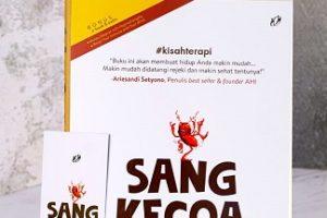 Peluncuran Buku Sang Kecoa (online), 21 Maret 2020